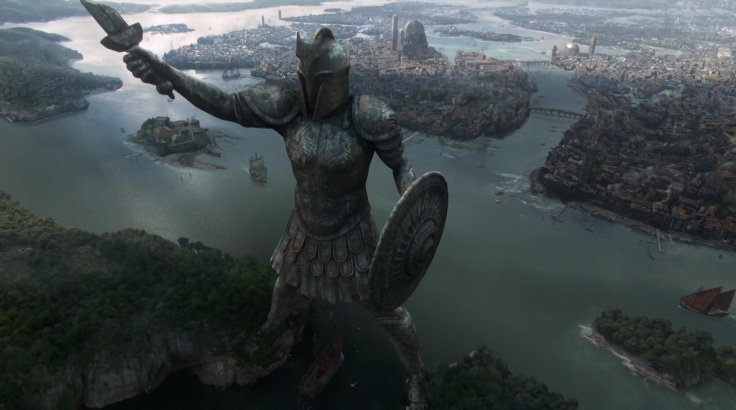 The Titan of Braavos