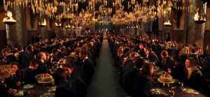 Hogwarts Great Hall